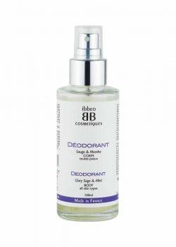 déodorant menthe sauge