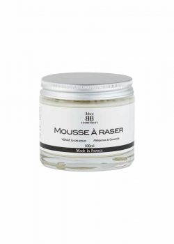 mousse à raser ibbeo