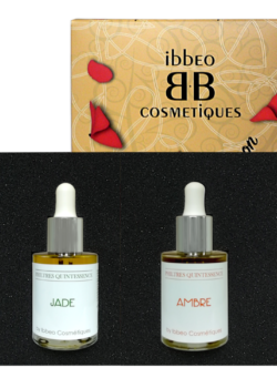 Coffret duo de sérums : Apaisant et Régénérant. Collection Philtres Quintessence – 2x30ml