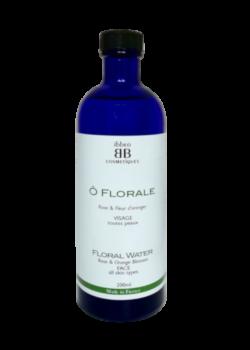 L'Ô Florale – Lotion tonique douce – 200ml flacon verre