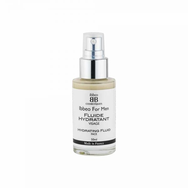 fluide hydratant homme