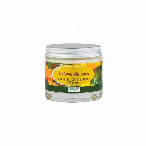 Crème de soin cheveux masque capillaire