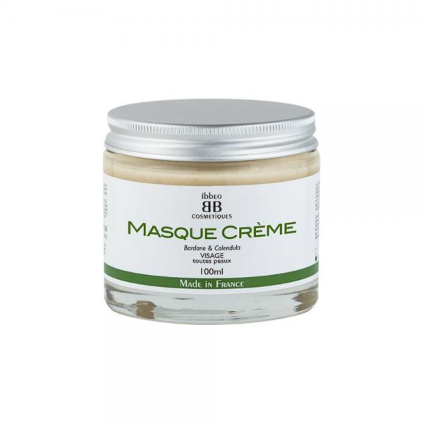 masque crème ibbeo